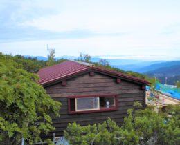 塩見岳山小屋(H26年竣工)