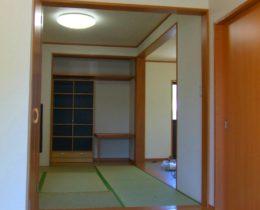 和室・キッチンリフォーム